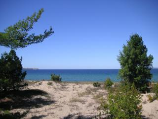Private Lake Michigan Setting, Glen Arbor
