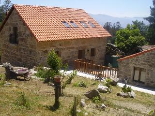 House with pool in the mountain, Vigo