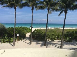 Direct Ocean Front Property, Miami Beach