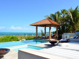 Beachfront Luxury Villas on Grace Bay Beach, Providenciales