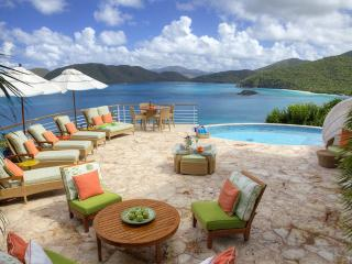 The Cliff House Villa 4Bd/4.5Ba *New LOWER rates, St. John