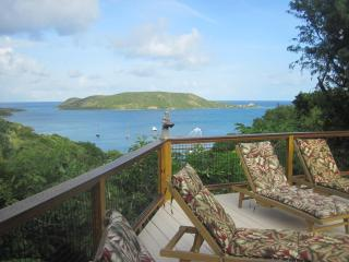 Tamarind - Virgin Gorda Overlooking North Sound