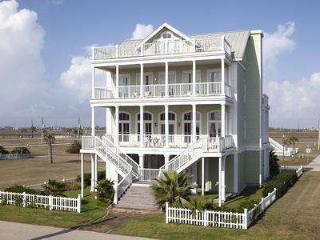 Big with great Views! ADMIRALS LOOKOUT, Galveston