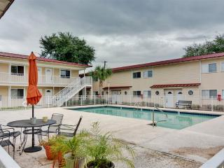 New Listing! Attractive 1BR Biloxi Condo w/Wifi, Designer Furnishings & Pool Access - Prime Location! Steps from the Beach & Close to Casinos, Museums, Fishing, Golf & Much More!