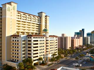 Direct Oceanfront Corner Condo in Family Resort!, Myrtle Beach