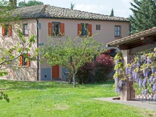Apartment in Farmhouse (Melograno 6+1) province of Pisa, Volterra, San Gimignano