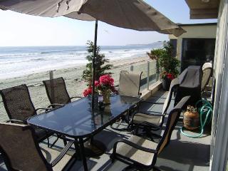 Ocean Front Luxury 3B/3B Condo, San Diego