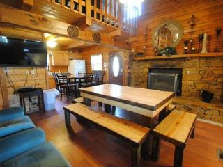 7 B/R, 4 bath/private pool/home theater, Gatlinburg