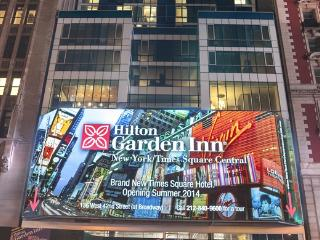 Nice Hilton Garden Inn NY-Time Square Central, NY, New York City