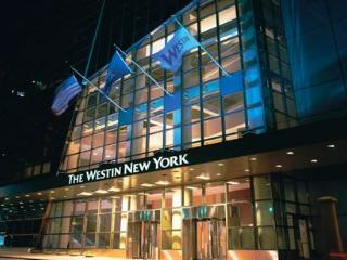 Wonderful Westin NYC at Times Square, New York City