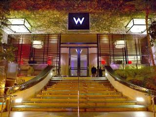 Beautiful W Hotel Los Angeles/West Beverly Hills