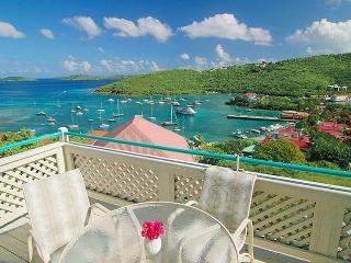 Luxury Cruz Bay Condo Offers Awesome Views
