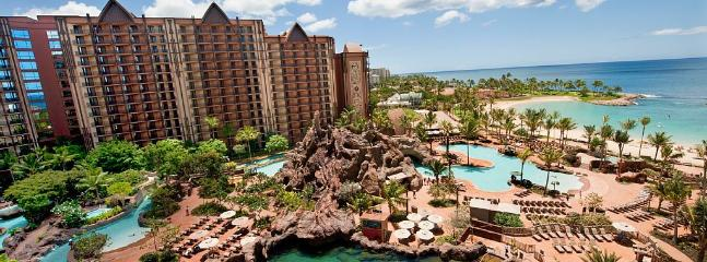 13 miles to Aulani Hawaii Disney resort