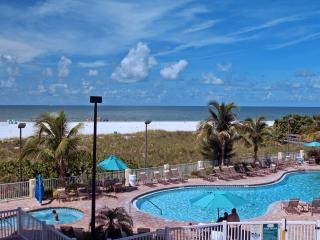 Sunset Vistas, NOVEMBER SPECIAL!100% Gulf View!Treasure Island, FL, 2 bed/2 bath