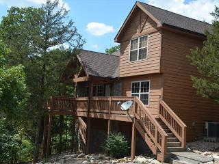 Open, airy 2 bed  lodge near Silver Dollar City, Reeds Spring
