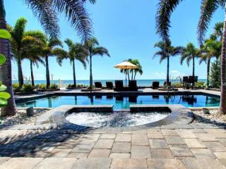 8 Bedroom estate directly on Gulf of Mexico, Redington Beach