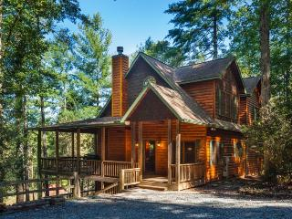 Moose River Lodge - Luxury on the Coosawattee, Ellijay