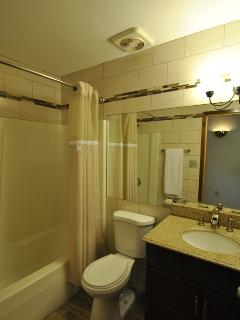 Full Second Bath (there are 3 bathrooms total)