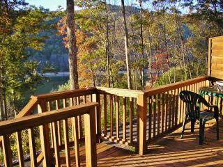 Immaculate 2BR Butler Townhome Overlooking Watauga Lake w/Private Deck & Beautiful Views