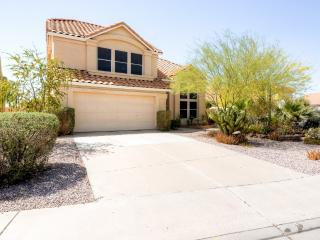 Extraordinary 3BR Mesa Home w/Wifi, Patio & Beautiful Views of Mountains & Private Desert Reserve - Minutes to Shopping, Dining, Golf, Lakes, Spring Training Facilities & More!
