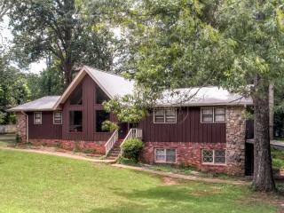 Unique 3BR Stone Mountain Home w/Wifi & Covered Deck - Only 5 Miles from Stone Mountain Park! Near Historic Sites, Sporting Events & Family-Friendly Activities!