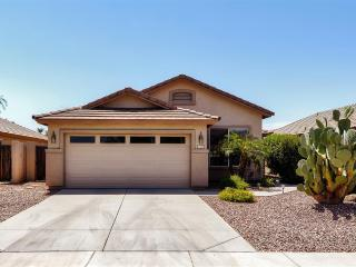 'Peoria Paradise' Radiant 3BR Peoria House w/Wifi & Beautiful Private Outdoor Pool - Close Proximity to Baseball Spring Training, Shopping, Great Restaurants, Golf Courses & More!