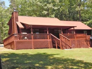 Bearadise Retreat -  Amazing cabin, Hot Tub & View, Ellijay