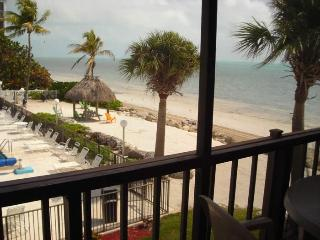 Ocean Front Condo on Private Beach !, Marathon