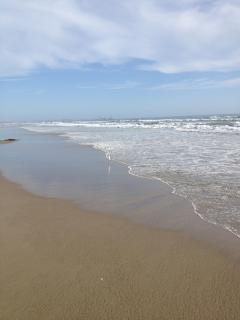 La Conchita Beach an Oasis of tranquility, never crowded, but always surprising