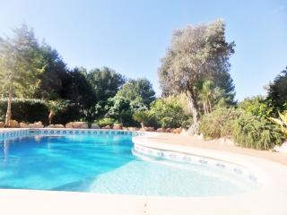 Private villa San Jose - Sea views & swimming pool, Cala Tarida