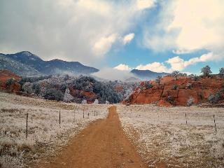 Beautiful 2BR Colorado Springs Home w/Mtn Views!
