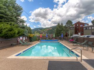 Excellent 1BR Steamboat Springs Condo w/Wifi, Resort-Style Amenities & Incredible Mountain Views - Walk to Steamboat Ski Base & Promenade!