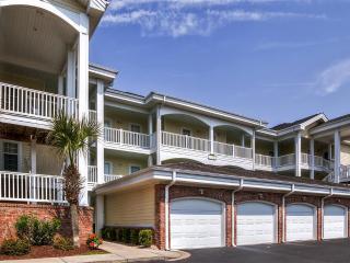 Pristine 3BR Myrtle Beach Condo w/Wifi, Private Patio & Community Amenities Access - Fantastic Golf Course Location! Easy Access to Fishing, Beaches & Popular Area Attractions