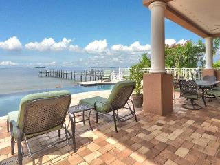 Newer Luxury Waterfront Home on Tampa Bay