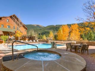 New Listing! Walk to the Slopes! Stunning 1BR Keystone Condo w/Wifi, Private Balcony, Breathtaking Alpine Views & Spectacular Resort Amenities- Unbeatable Location!