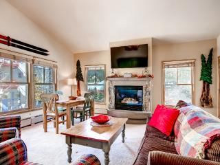 Walk to the Slopes! Summer Family Fun! Stunning 1BR Keystone Condo w/Wifi, Private Balcony, Breathtaking Alpine Views & Spectacular Resort Amenities- Unbeatable Location!