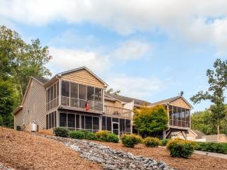 New Listing! Comfortable 3BR Seneca Townhome on Lake Hartwell w/Covered Boathouse, Gas Grill & Wifi - Just Across the Water From Clemson Stadium!