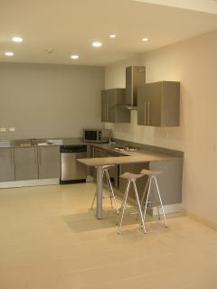 Jaco Bay kitchen