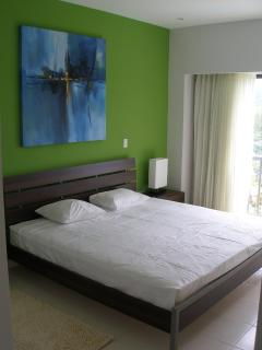 Jaco Bay master bedroom