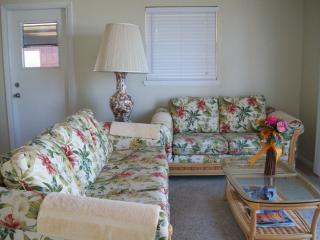 Living Area Overlooks Gulf