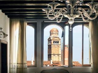 grande appartamento con vista panoramica, Venice