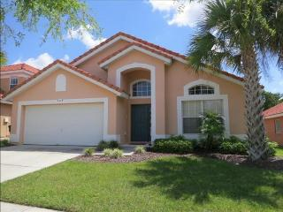 Enjoy this affordable 4 bedroom pool home with no rear neighbors is just 10 miles to Walt Disney World., Orlando