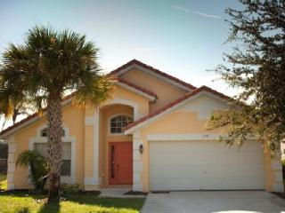 Enjoy this pet friendly vacation home with pool at Aviana Resort Orlando., Davenport