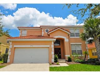 Stay close to the magic of Walt Disney World in this spacious 6 bedroom Aviana Resort Orlando vacation rental home., Davenport