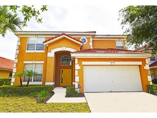 Stay at this spacious 6 bedroom pool home located inside Aviana Resort Orlando, Davenport
