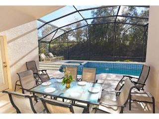 Book this affordable pet friendly pool home in Aviana Resort., Davenport