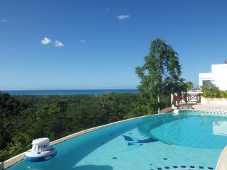location vacances villa pina 2 vue sur la mer, Las Terrenas