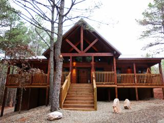 Tree Top Tango  Brand New Luxury Cabin 3 BR, 2 BTH, Broken Bow