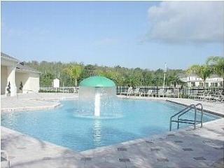 Clubhouse pool w/ fountain