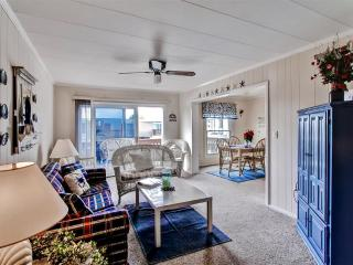 Quaint 2BR Ocean City Condo at Gullway Villas w/Private Balcony & Community Pool Access - Walking Distance to the Ocean, Bay, Jolly Roger's & Numerous Other Attractions!